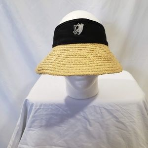 Scala Woven Wide Brim Adjustable Size